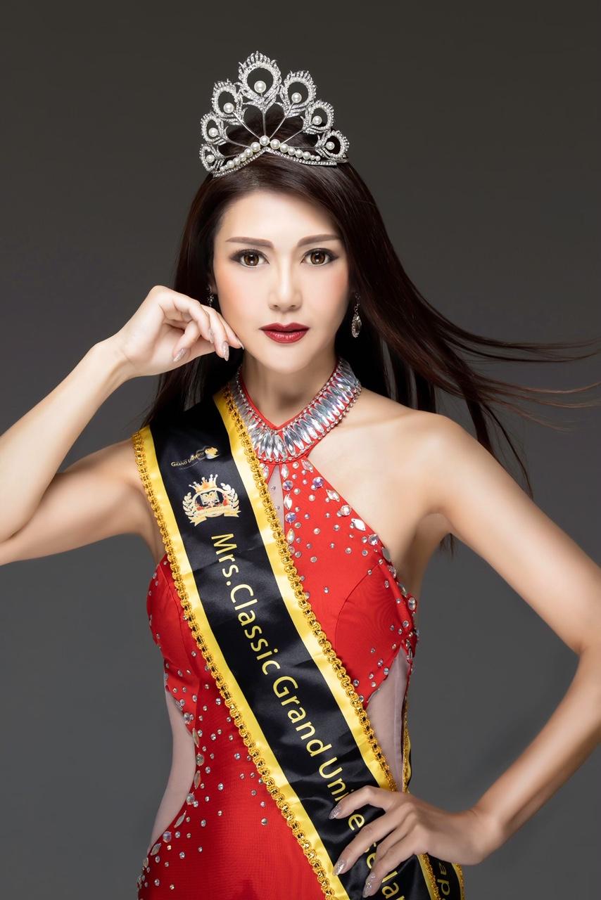 名古屋から世界へ!Mrs. Grand Universe 2020