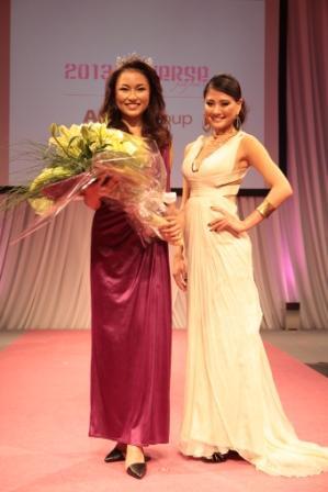 2013 ミス・ユニパース・ジャパン 愛知大会 愛知代表が決定しました