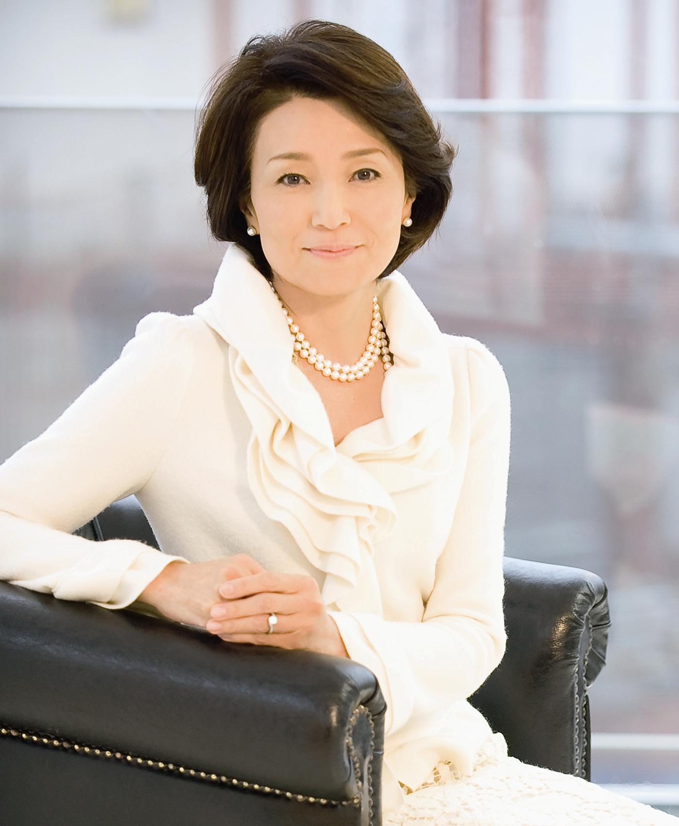 Akiko Nishina Akiko Nishina new photo