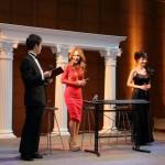 美クトリーズが、松坂屋のパーティーでトークショーを!