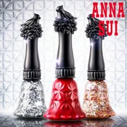 アナ スイ コスメティックスが新色ネイルの体験イベントを開催