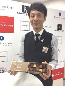 名古屋栄三越の洋菓子売り場が10月にリフレッシュオープン!!