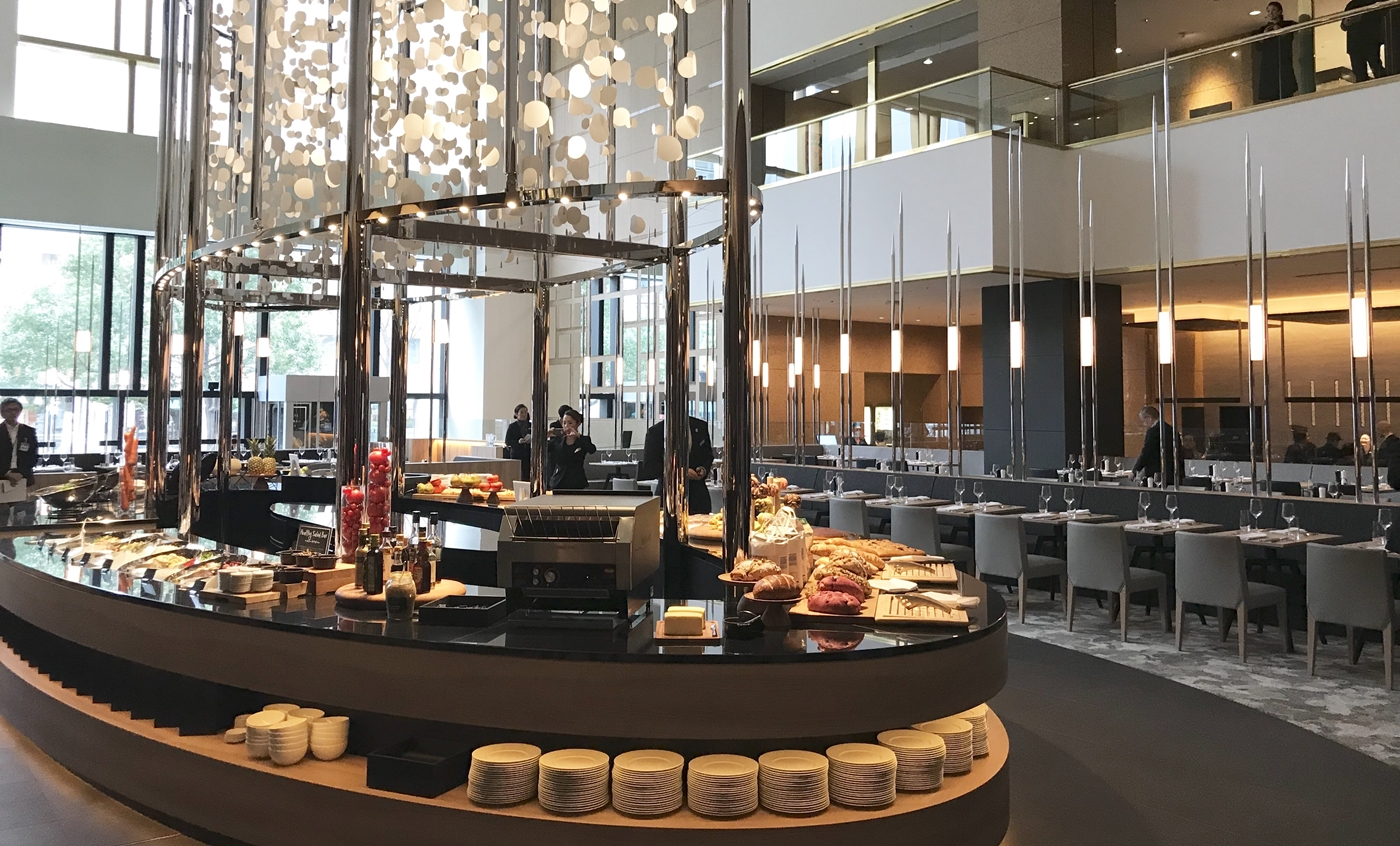 特別な食体験を実現。ヒルトン名古屋、ホテル1階をリニューアルオープン。