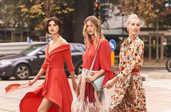 人気ブランド〈エリザベッタフランキ〉のポップアップストアがオープン