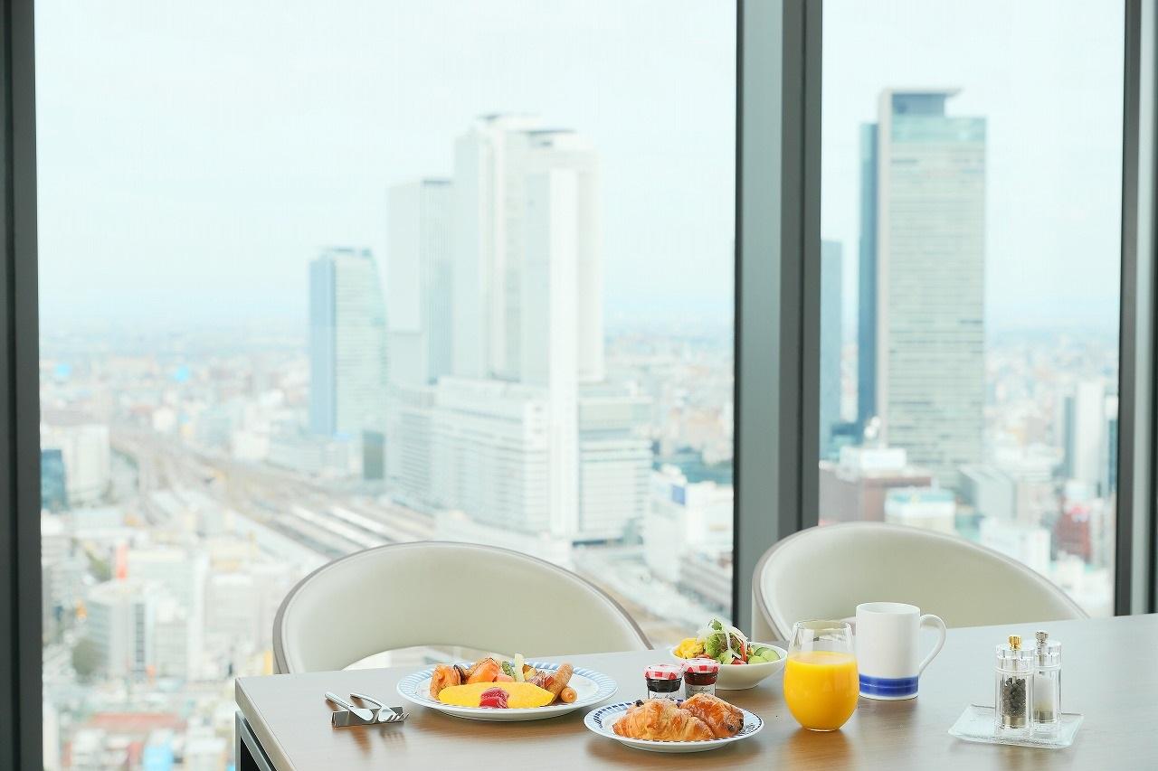 名古屋プリンスホテル×THE BAKER HOUSE Tableのモーニングが新登場!