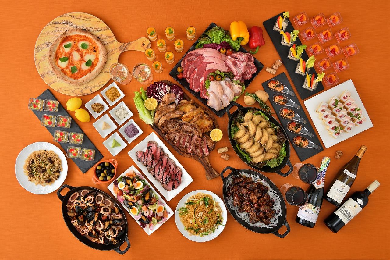 暑い夏を乗り切る「夏のスタミナ祭!肉バルフェア」が開催@名古屋プリンスホテル