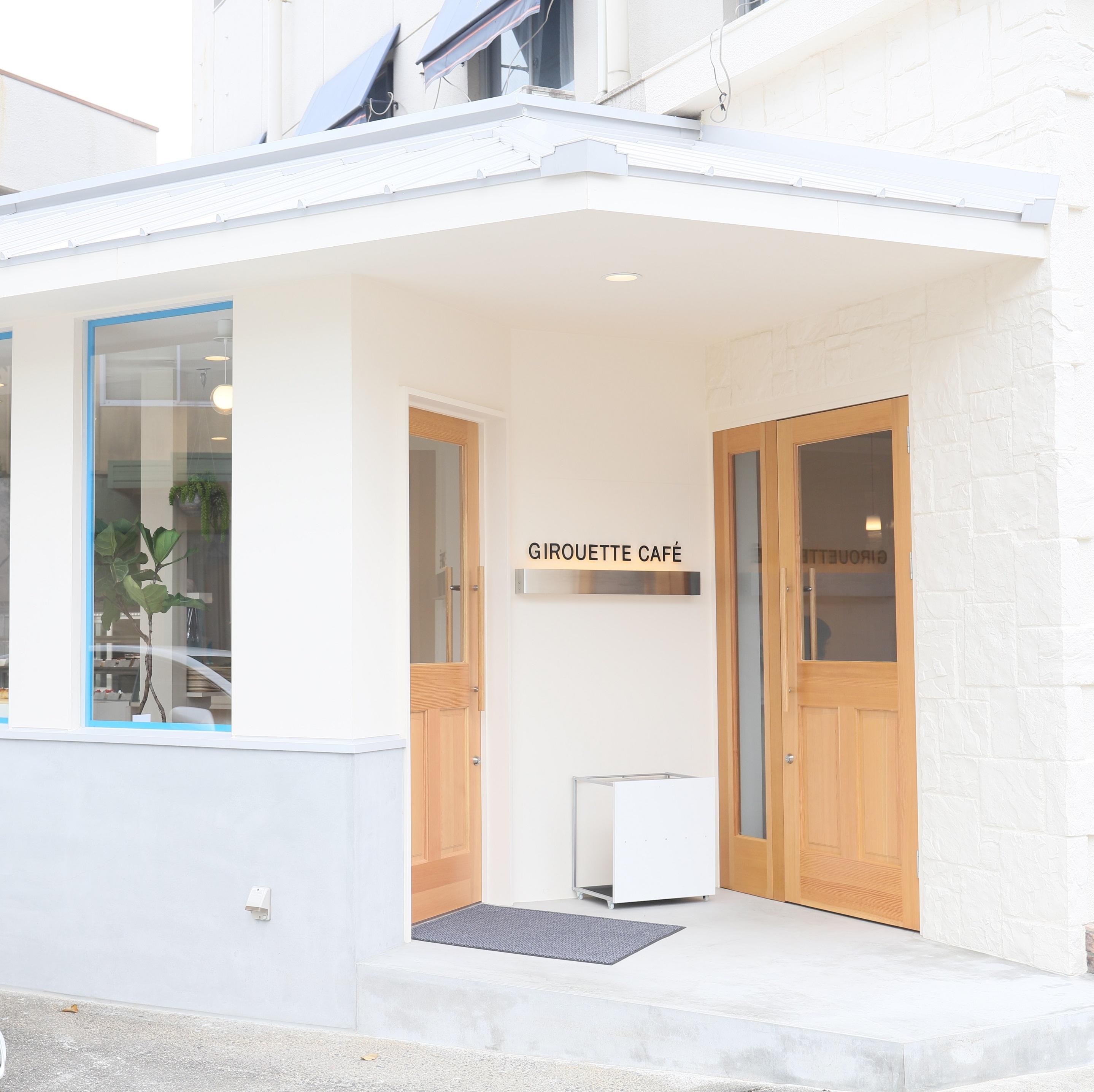 名古屋市・千種区にオープンした「ジルエットカフェ」に行ってきました
