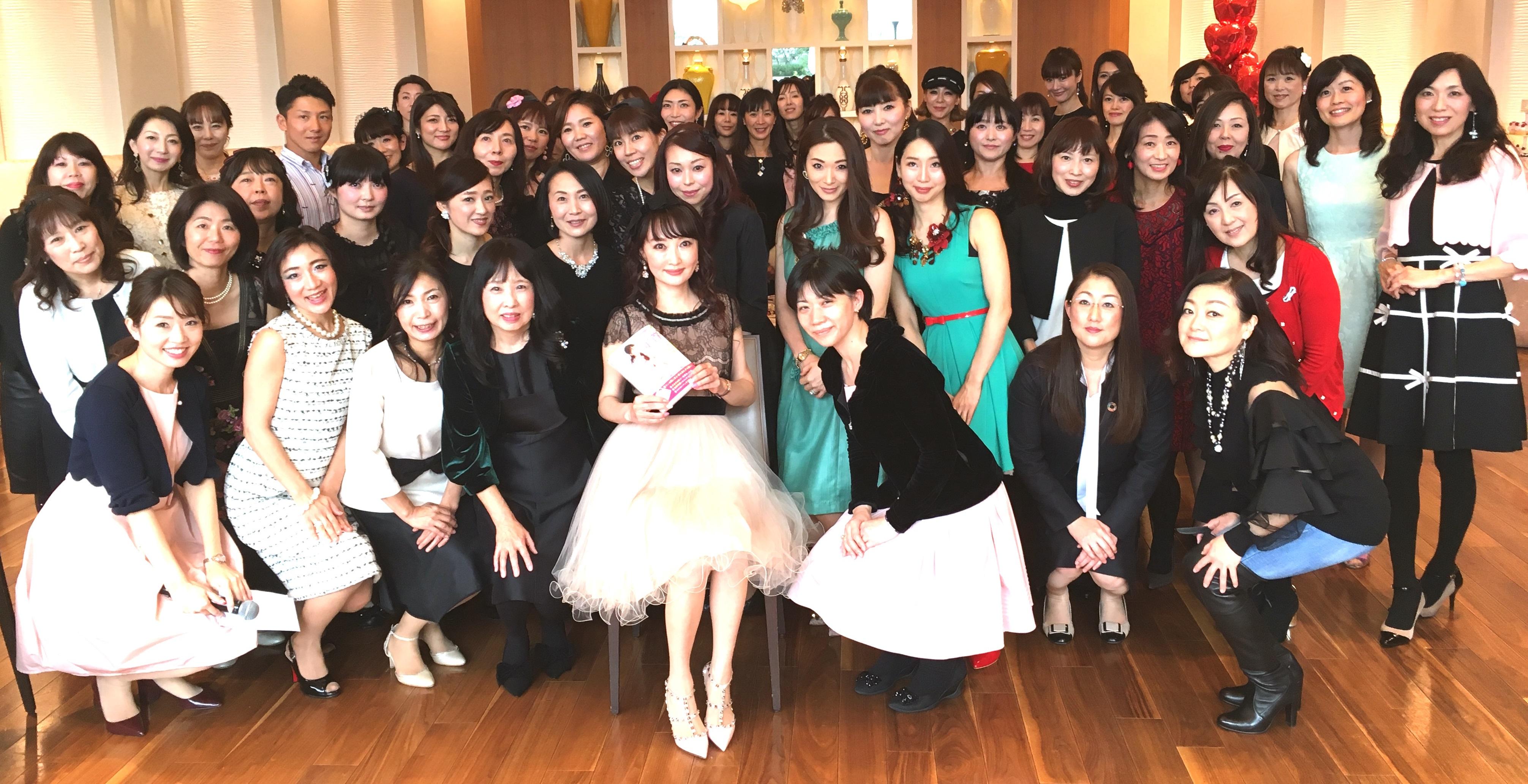 日本おリボン党×ピンクリボンのチャリティイベントをチェック