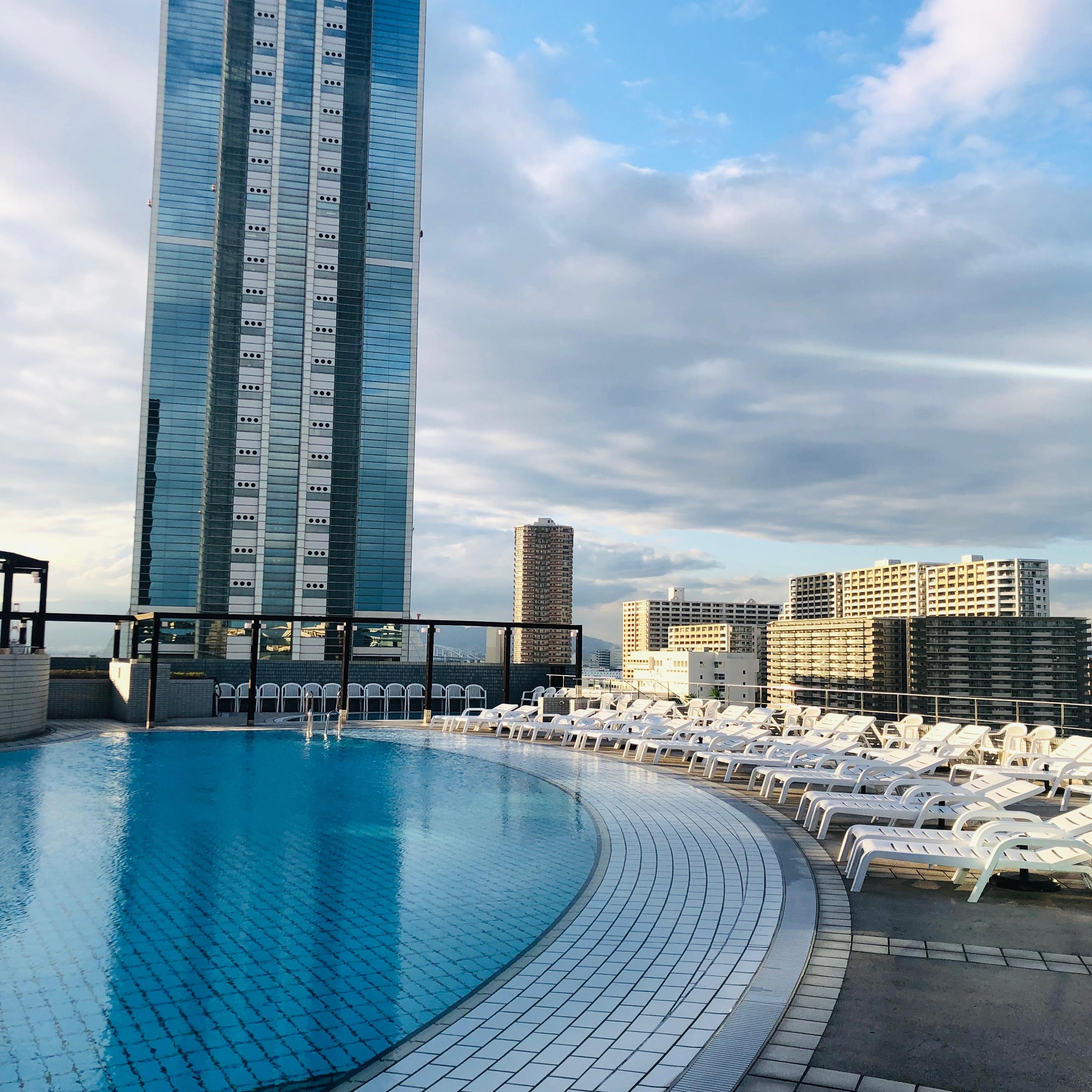 「ハイアット リージェンシー 大阪」で、海風を感じるラグジュアリー滞在
