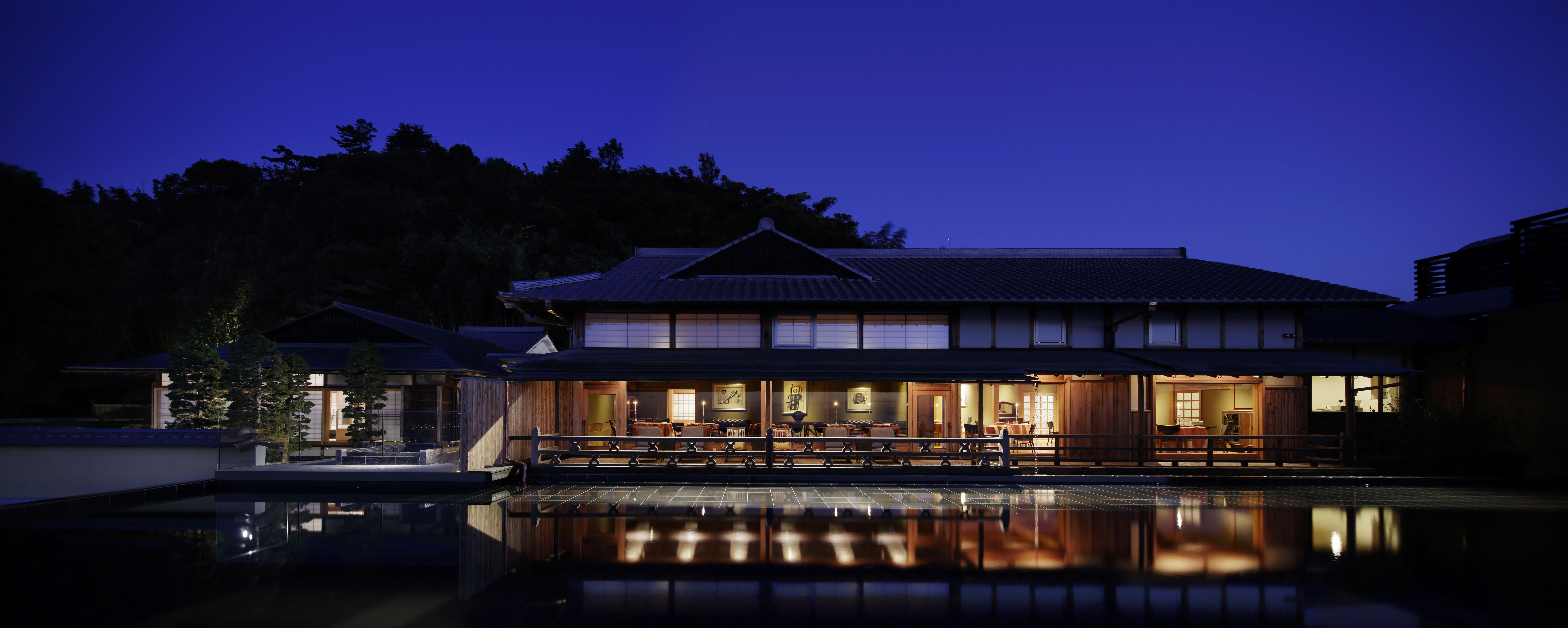泊まるためだけに訪れたい、日本のオーベルジュ パート3