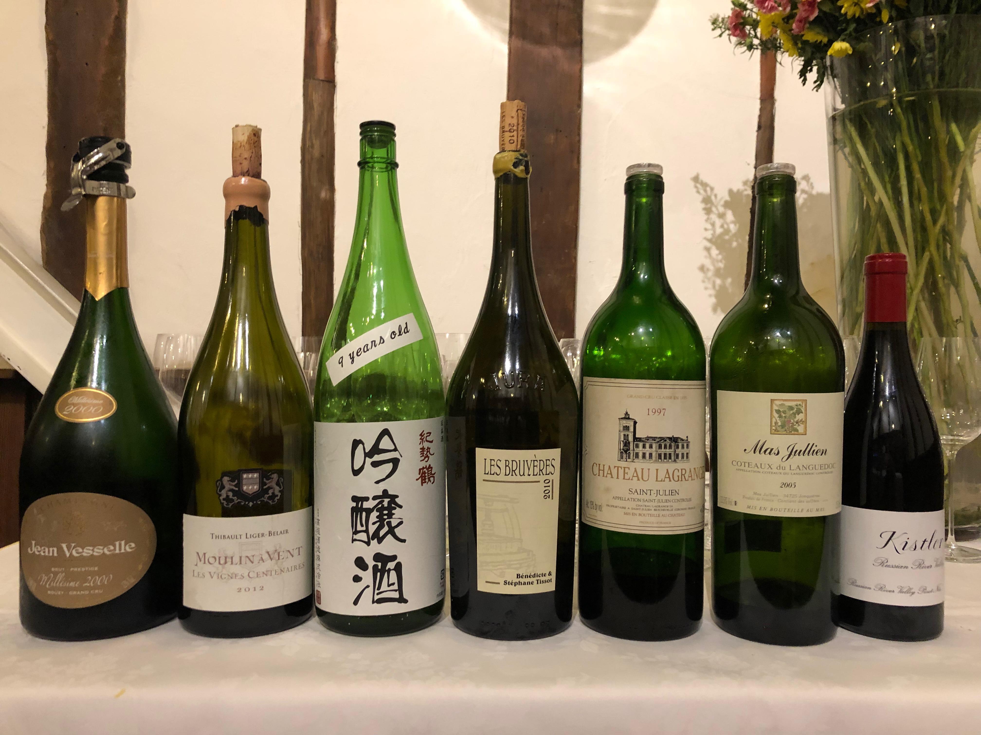極上!京都「京中」の熟成肉と、ワイン&日本酒のマリアージュを楽しむ夕べ@四間道レストラン マツウラ