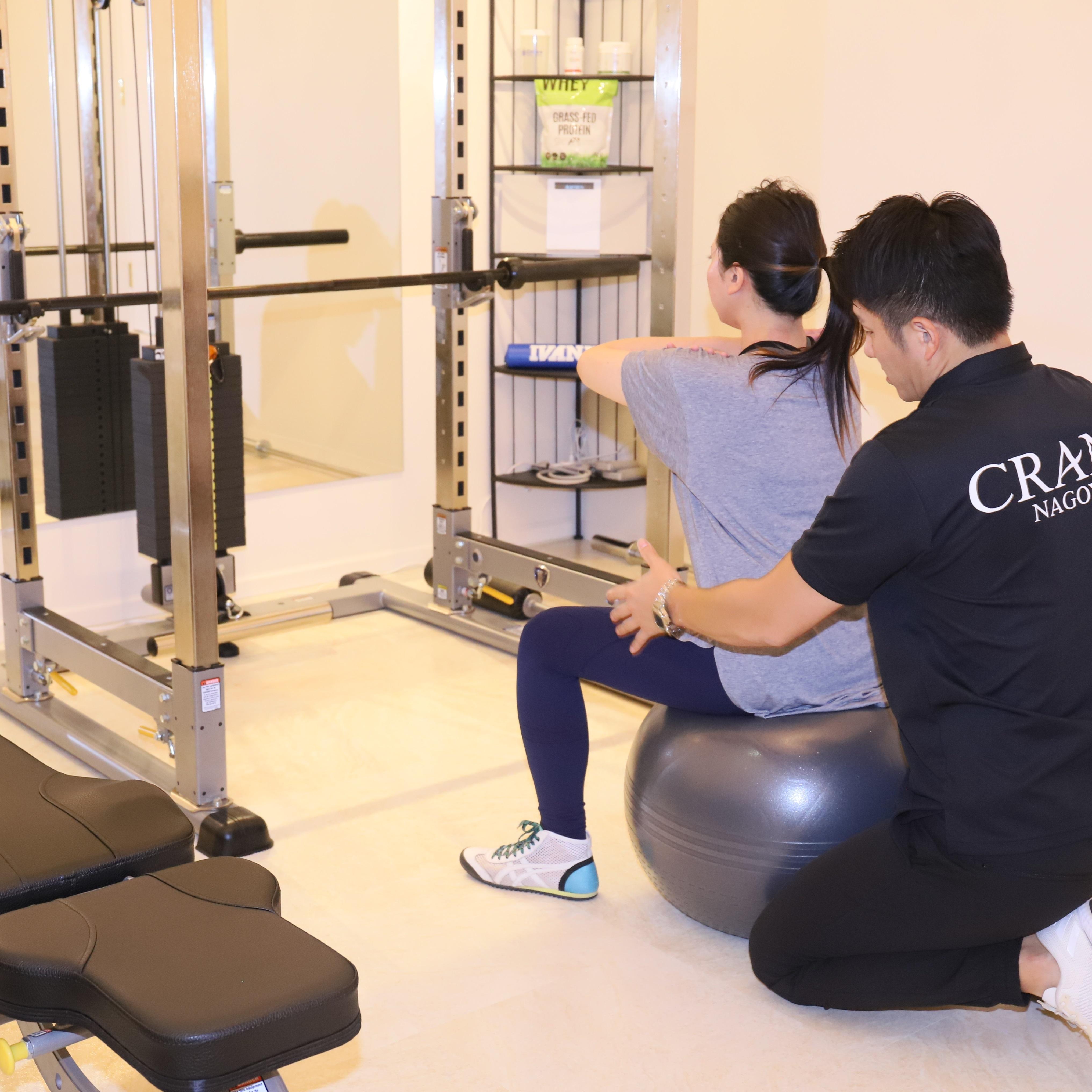 名古屋・栄のパーソナルトレーニングジム「CRANE」の減量コースを体験~食事指導編~