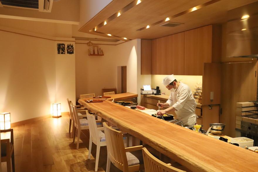 日本料理が気軽に楽しめる「割烹 春」が車道にオープン!