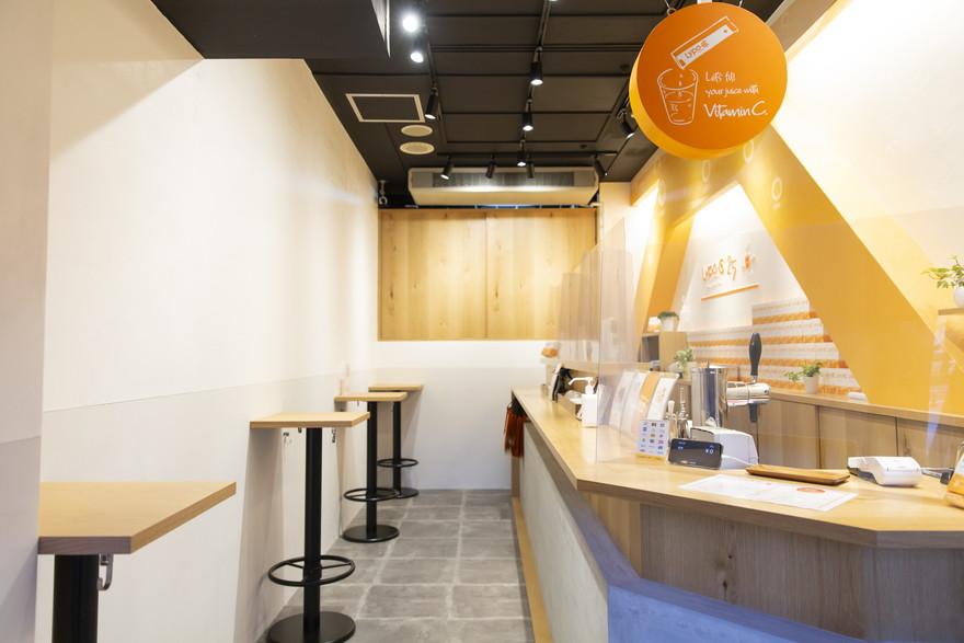 名古屋駅近くに〈Lypo-C(リポ-カプセル ビタミンC)〉がプロデュースするジューススタンド「Lypo-C 25(To Go)」がオープン!