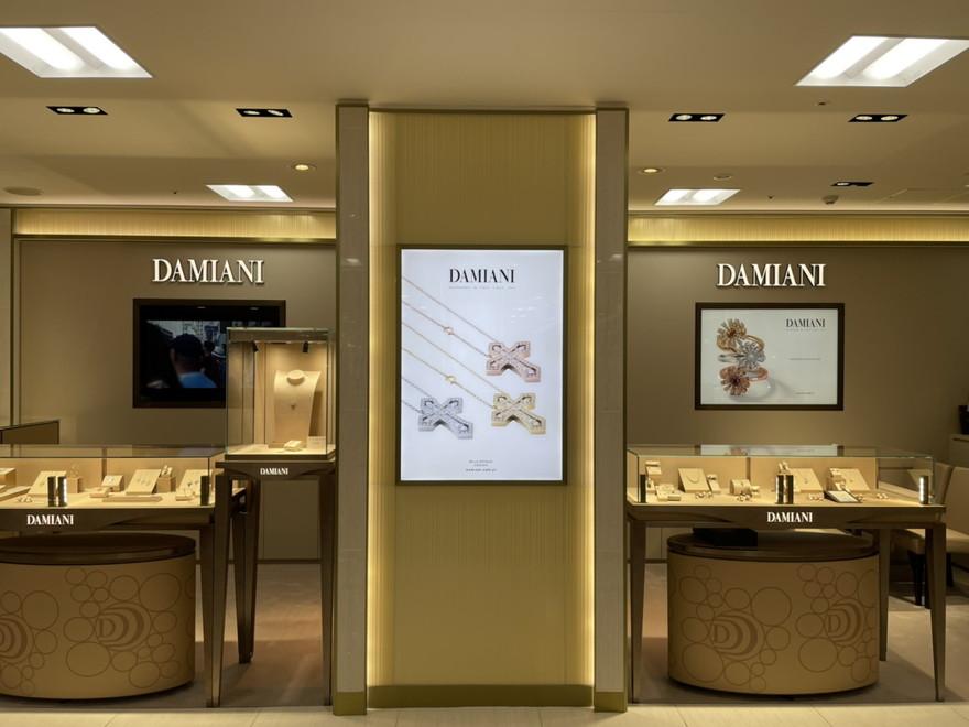 ダミアーニ ジェイアール名古屋タカシマヤ店が6月7日リニューアルオープン! 全国に先駆けて新作ブレスレットを発売