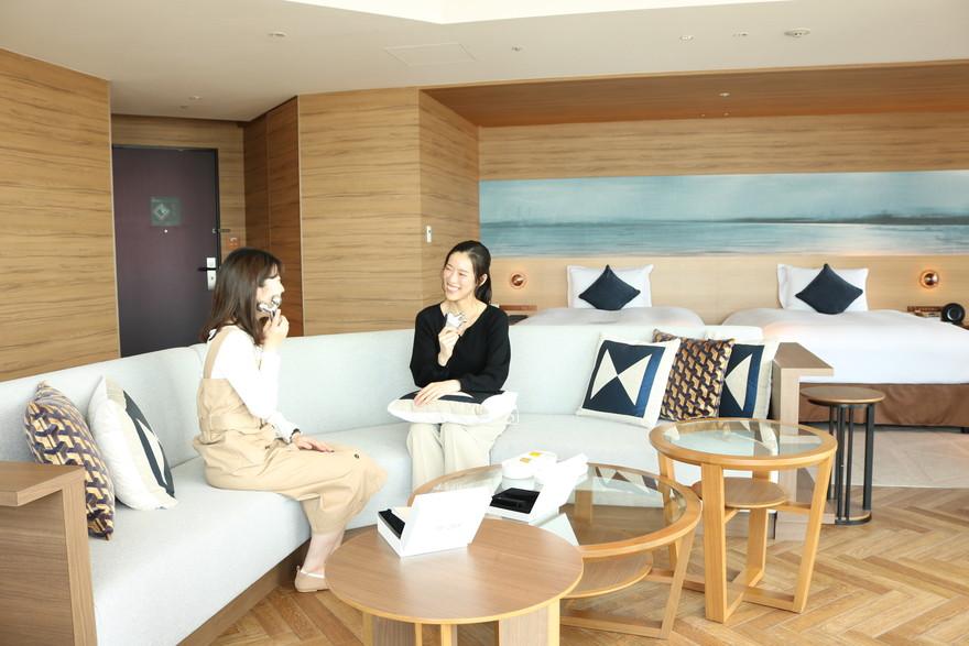 期間限定「オトナ女子のためのReFaルーム」で癒しの美容体験を【名古屋プリンスホテル スカイタワー】